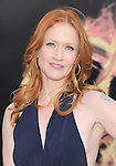 Paula Malcomson attends the Lionsgate World Premiere of The hunger Games held at The Nokia Theater Live in Los Angeles, California on March 12,2012                                                                               © 2012 DVS / Hollywood Press Agency