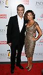 "HOLLYWOOD, CA. - October 07: Alejandro Fernandez and actress Eva Longoria Parker arrive at the Padres Contra El Cancer's 8th Annual ""El Sueno De Esperanza"" Benefit Gala at the Hollywood & Highland Center on October 7, 2008 in Hollywood, California."