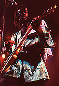 PETER TOSH - performing live on the Bush Doctor Tour at the Ancien Belgique in Brussels Belgium - 25 Oct 1978.   Photo credit: George Amann/Dalle/IconicPix