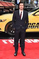 Adam Driver at the premiere of &quot;Logan Lucky&quot; at the VUE West End Cinema, London, UK. <br /> 21 August  2017<br /> Picture: Steve Vas/Featureflash/SilverHub 0208 004 5359 sales@silverhubmedia.com