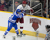 Tyler Ledford (AFA - 13), Wiley Sherman (Harvard - 25) - The Harvard University Crimson defeated the Air Force Academy Falcons 3-2 in the NCAA East Regional final on Saturday, March 25, 2017, at the Dunkin' Donuts Center in Providence, Rhode Island.