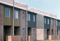 1973 October ..Redevelopment...Berkley 2 (A-1-5)..Bell Diamond Public Housing...NEG#.NRHA# 2672..