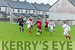 Park's Cian Cooney  at the School Soccer National Cup St Brendans Park U13 v Charleville at Christy Leahy Park on Saturday