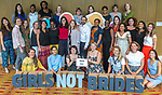27 June, 2018, Kuala Lumpur, Malaysia : Staff group shots following the Girls Not Brides Global Meeting 2018 at the Kuala Lumpur Convention Centre. Picture by Graham Crouch/Girls Not Brides