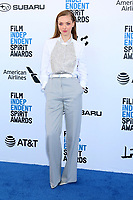 LOS ANGELES - FEB 23:  Amanda Seyfried at the 2019 Film Independent Spirit Awards on the Beach on February 23, 2019 in Santa Monica, CA