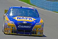 6-8 August, 2010, Watkins Glen, New York USA.Martin Truex,Jr. (#56).©2010 F.Peirce Williams, USA.