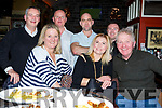 J F Flynn Construction enjoying a night out in the Brogue Inn on Friday night.<br /> Seated l to r: Michelle Flynn, Magdlena Nowak and John O'Gorman.<br /> Back l to r: John Flynn, Michael Slattery, Cathal O'Connor and Mark Lucey.