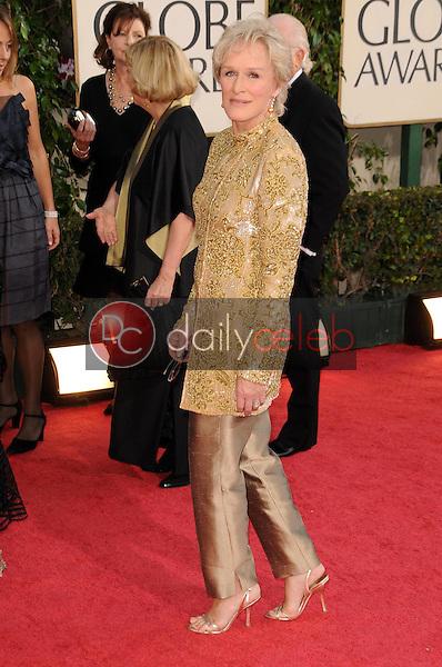Glenn Close<br />at the 66th Annual Golden Globe Awards. Beverly Hilton Hotel, Beverly Hills, CA. 01-11-09<br />Dave Edwards/DailyCeleb.com 818-249-4998