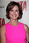 Elizabeth Vargas.attending the Broadway Opening Night Performance of 'EVITA' at the Marquis Theatre in New York City on 4/5/2012 © Walter McBride / WM Photography