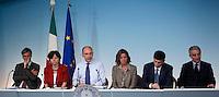 20130726 ROMA-POLITICA: CONFERENZA STAMPA AL TERMINE DEL CONSIGLIO DEI MINISTRI
