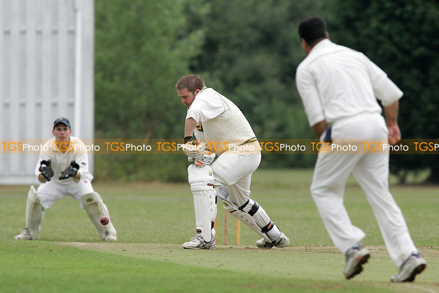 Buckhurst Hill CC vs Harold Wood CC - Essex Cricket League - 25/06/05 - MANDATORY CREDIT: Gavin Ellis/TGSPHOTO - SELF-BILLING APPLIES WHERE APPROPRIATE. NO UNPAID USE -  Tel: 0845 0946026