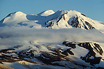 Mt. Mageik volcano, Valley of 10,000 Smokes, Katmai National Park, Alaska
