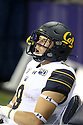 SEATTLE, WA - September 07: Cal's Alex Netherda during the college football game between the Washington Huskies and the California Bears on September 07, 2019 at Husky Stadium in Seattle, WA. Jesse Beals / www.Olympicphotogroup.com