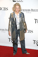 Candice Bergen at the 66th Annual Tony Awards at The Beacon Theatre on June 10, 2012 in New York City. Credit: RW/MediaPunch Inc.