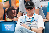 Boris Becker At The Australian Open 2019