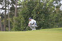 Jens Dantorp (SWE) on the 2nd green during Round 4 of the D+D Real Czech Masters at the Albatross Golf Resort, Prague, Czech Rep. 03/09/2017<br /> Picture: Golffile | Thos Caffrey<br /> <br /> <br /> All photo usage must carry mandatory copyright credit     (&copy; Golffile | Thos Caffrey)