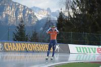 SPEED SKATING: COLLALBO: Arena Ritten, 10-01-2019, ISU European Speed Skating Championships, Sanneke de Neeling (NED), ©photo Martin de Jong