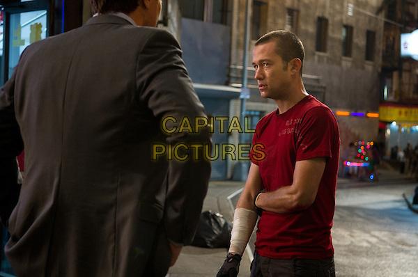 Joseph Gordon-Levitt  .in Premium Rush (2012).*Filmstill - Editorial Use Only*.CAP/FB.Supplied by Capital Pictures.
