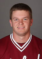 STANFORD, CA - NOVEMBER 11:  Kellen McColl of the Stanford Cardinal during baseball picture day on November 11, 2009 in Stanford, California.