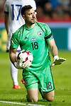 Israel's Ofir Marciano during FIFA World Cup 2018 Qualifying Round match. March 24,2017.(ALTERPHOTOS/Acero)