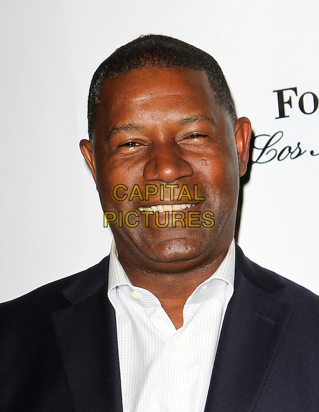 Dennis Haysbert.The Wrap's 3rd Annual Pre-Oscar Party Held At Culina Restaurant at the Four Seasons hotel, Beverly Hills, California, USA..February 22nd, 2012.headshot portrait black white .CAP/ADM/KB.©Kevan Brooks/AdMedia/Capital Pictures.