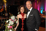Chairs Phoebe and Bobby Tudor at the Ballet Ball at the Wortham Theater Saturday  Feb. 16,2008.(Dave Rossman/For the Chronicle)