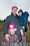 Listowel Coursing: Attending Listowel coursing meeting on Sunday were Bobby . Tiernan & Caoinhe O 'Connor from Abbeyfeale
