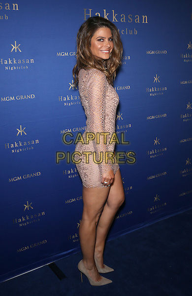 22 July 2016 - Las Vegas, Nevada - Maria Menounos. Kim Kardashian West hosts at Hakkasan Las Vegas Nightclub inside The MGM Grand . Photo Credit: MJT/AdMedia<br /> CAP/ADM/MJT<br /> &copy; MJT/ADM/Capital Pictures