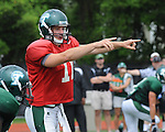 Selected images from the Tulane Spring Football game played on Saturday, April 24th.