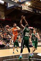 Martínez vs Thomas<br /> Liga Endesa ACB - 2014/15<br /> J8<br /> Valencia Basket vs Unicaja