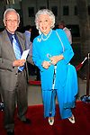 Beverly Hills, California - September 7, 2006.Ann Rutherford arrives with a guest at the Los Angeles Premiere of  Hollywoodland held at the Samuel Goldwyn Theater..Photo by Nina Prommer/Milestone Photo