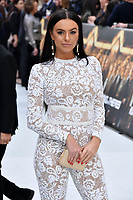 Rosie Williams<br /> King of Thieves world film premiere at Vue West End cinema, London, England on 12 September 2018.<br /> CAP/JOR<br /> &copy;JOR/Capital Pictures