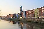 Church of Saint Paul, Arran Quay, city of Dublin, Ireland, Irish Republic, 1835-37 designed by Patrick Byrne
