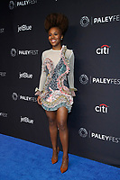 """LOS ANGELES - MAR 24:  DeWanda Wise at the PaleyFest - """"Star Trek: Discovery"""" And """"The Twilight Zone"""" Event at the Dolby Theater on March 24, 2019 in Los Angeles, CA"""
