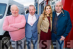 John O'Sullivan, Dominic O'Brien Jr, Angela Fitzgerald and Fred O'Brien in Linnanes Bar enjoying the Cheltenham Gold Cup day on Friday