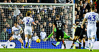Hull City's Jarrod Bowen scores his side's second goal <br /> <br /> Photographer Alex Dodd/CameraSport<br /> <br /> The EFL Sky Bet Championship - Leeds United v Hull City - Saturday 29th December 2018 - Elland Road - Leeds<br /> <br /> World Copyright © 2018 CameraSport. All rights reserved. 43 Linden Ave. Countesthorpe. Leicester. England. LE8 5PG - Tel: +44 (0) 116 277 4147 - admin@camerasport.com - www.camerasport.com