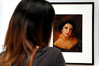 Liz Taylor <br /> Roma 23/06/2017. Palazzo delle Esposizioni. Mostra 'Hollywood Icons', 160 ritratti dei piu' grandi attori della storia di Hollywood dagli anni '20 in poi.<br /> Rome June 23rd 2017. Photography Exhibition 'Hollywood Icons', 160 portraits of the most famous Hollywood stars of the last century, since the silent films of the 20's.<br /> Foto Samantha Zucchi Insidefoto