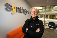 Feb. 21, 2019. San Diego, CA. USA   CEO and President of Synthorx Laura Shawver.   Photos by Jamie Scott Lytle. Copyright.