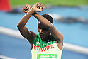 Tamiru Demisse (ETH), <br /> SEPTEMBER 11, 2016 - Athletics : <br /> Men's 1500m T13 Final <br /> at Olympic Stadium<br /> during the Rio 2016 Paralympic Games in Rio de Janeiro, Brazil.<br /> (Photo by AFLO SPORT)