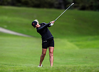 Sarah Kemp (AUS) during the Anita Boon Pro-Am, North Shore Golf Course, Auckland, New Zealand Thursday 21 September 2017.  Photo: Simon Watts/www.bwmedia.co.nz