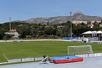 Finals Day in the Toulon Tournament. General view of Stade de Lattre-de-Tassigny in Aubagne during Czech Republic Under-20 vs Scotland Under-20, Toulon Tournament Football at Stade de Lattre-de-Tassigny on 10th June 2017