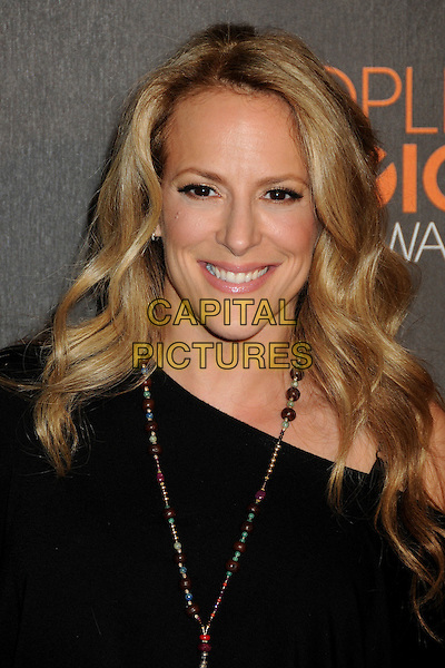 ANNE FLETCHER.36th Annual People's Choice Awards - Arrivals held at the Nokia Theatre LA Live, Los Angeles, California, USA..January 6th, 2009.headshot portrait gold necklace black .CAP/ADM/BP.©Byron Purvis/AdMedia/Capital Pictures.