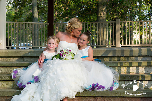 wedding photography by Tallmadge wedding photographer Mara Robinson Photography