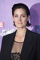 NEW YORK, NY - MARCH 7:  Carrie-Anne Moss  at Marvel&rsquo;s Jessica Jones Season 2 Premiere at  AMC Loews Lincoln Square on March 7, 2018 in New York City. <br /> CAP/MPI99<br /> &copy;MPI99/Capital Pictures