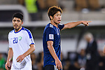 Miura Genta of Japan reacts during the AFC Asian Cup UAE 2019 Group F match between Japan (JPN) and Uzbekistan (UZB) at Khalifa Bin Zayed Stadium on 17 January 2019 in Al Ain, United Arab Emirates. Photo by Marcio Rodrigo Machado / Power Sport Images