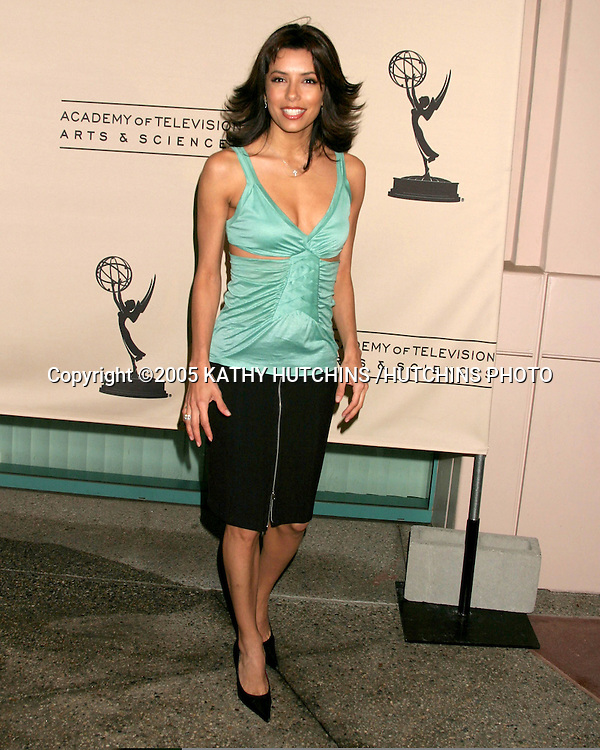 EVA LONGORIA.AN EVENING WITH DESPERATE HOUSEWIVES.TELEVISION ACADEMY.NO HOLLYWOOD, CA.FEBRUARY 22, 2005.©2005 KATHY HUTCHINS /HUTCHINS PHOTO..