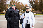 _E1_2338<br /> <br /> 1610-85 GCI Halloween Costumes<br /> <br /> October 31, 2016<br /> <br /> Photography by: Nathaniel Ray Edwards/BYU Photo<br /> <br /> &copy; BYU PHOTO 2016<br /> All Rights Reserved<br /> photo@byu.edu  (801)422-7322<br /> <br /> 2338