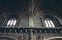 Siena:  Duomo--Nave.  Photo '83.