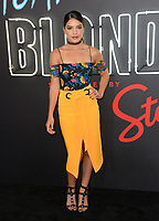 Alexys Gabrielle at the premiere for &quot;Atomic Blonde&quot; at The Theatre at Ace Hotel, Los Angeles, USA 24 July  2017<br /> Picture: Paul Smith/Featureflash/SilverHub 0208 004 5359 sales@silverhubmedia.com