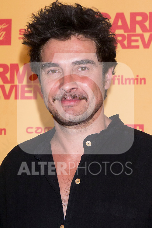 05.07.2012. Premier in Cine de Verano de La Bombilla of the film ´Carmina o Revienta´ with Paco León, Maria León and Carmina Barrios. In the image Jose Manuel Seda (Alterphotos/Marta Gonzalez)